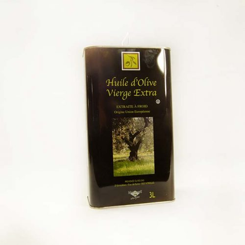 Huile Olive Vierge Extra 3L