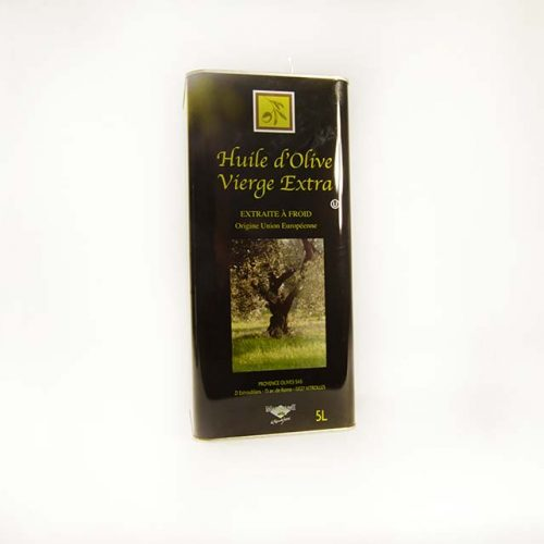 Huile Olive Vierge Extra 5L
