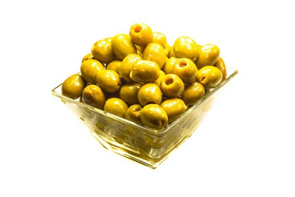 Olives Vertes Farcies Anchois