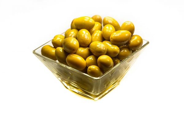 Olives Vertes Natures Beldi